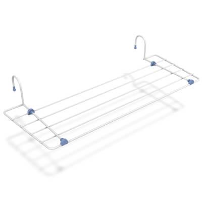 Сушилник за дрехи за радиатор или балкон-image
