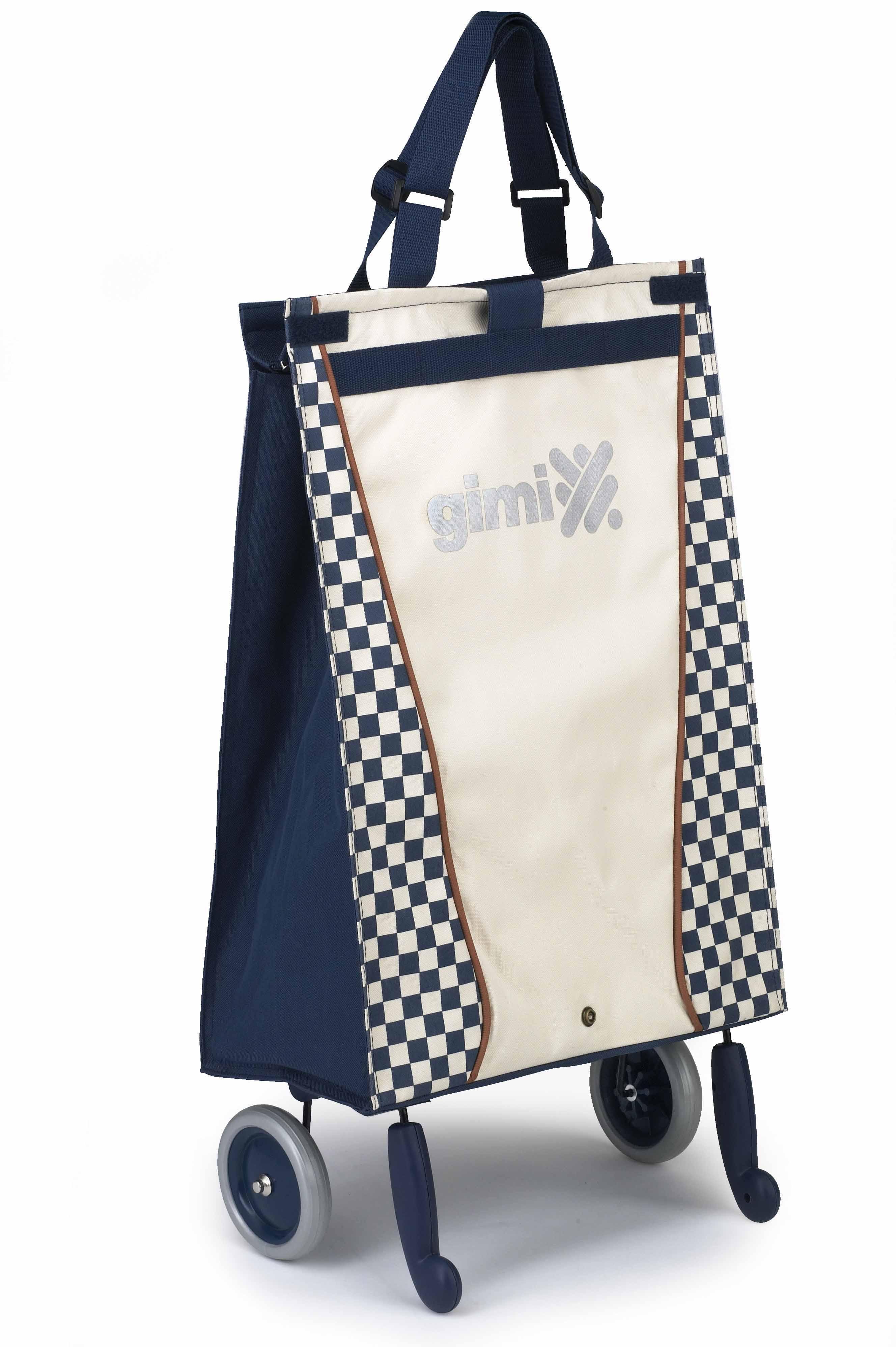 Чанта за пазаруване с колела-image