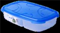 Кутия Frigo Plusза MW и фризер с 2 деления-image